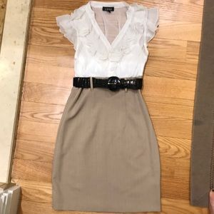 Business casual dress